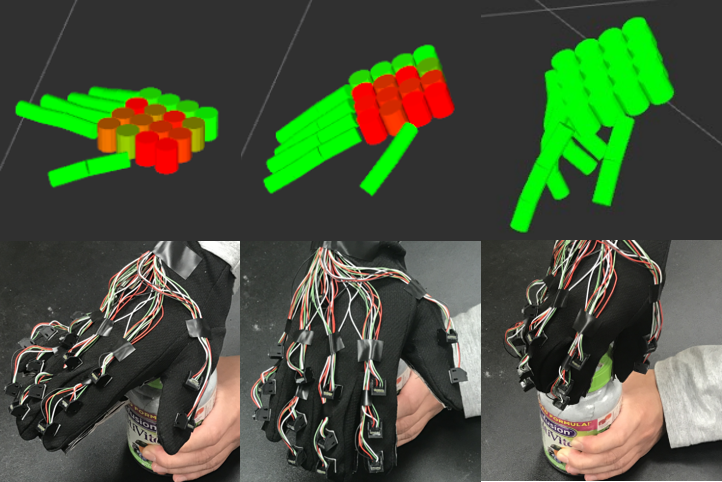 Glove visualization 1