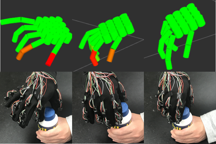 Glove visualization 2
